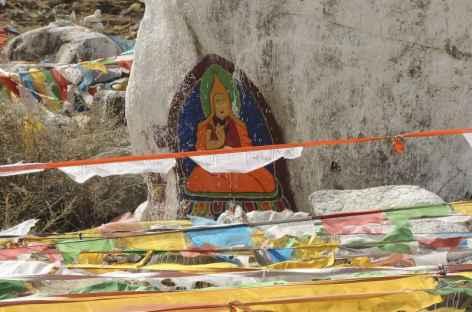 Sur les Hauteurs de Lhassa - Tibet -