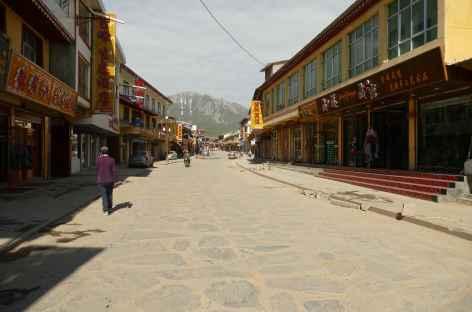 Rue de Taktsang Lhamo -