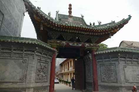 Monastère - Linxia, Amdo -