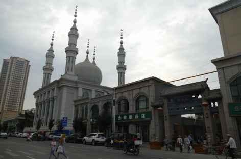 Mosquée - Linxia, Amdo -