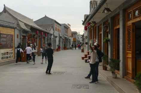 Rue de Linxia - Amdo -