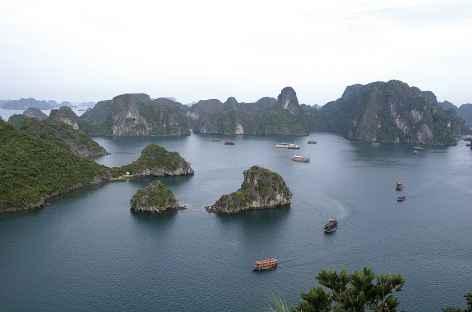 La Baie d'Halong-Vietnam -