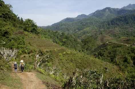 Trek en pays Hmong -