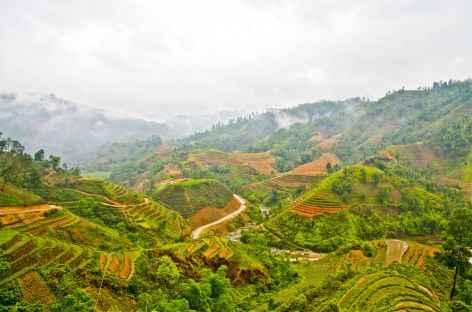 région Pan Hou Vietnam -