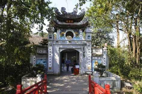 Pagode Hanoï Vietnam -