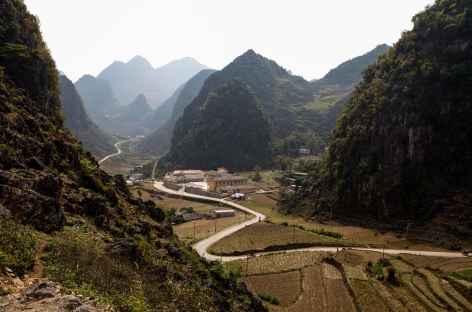 Région de Dong Van Vietnam -