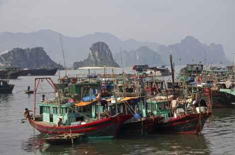 Baied' Halong - Vietnam -