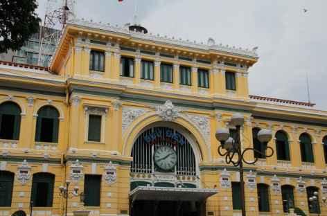 Saigon, la poste - Vietnam -