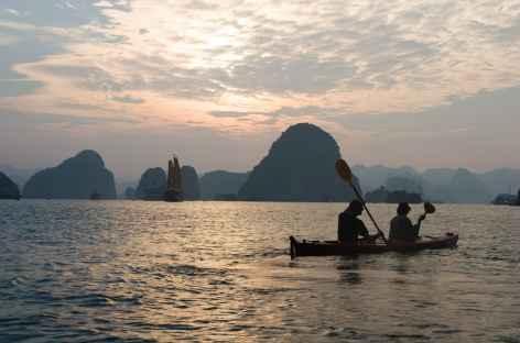 La baie d'Halong - Vietnam -