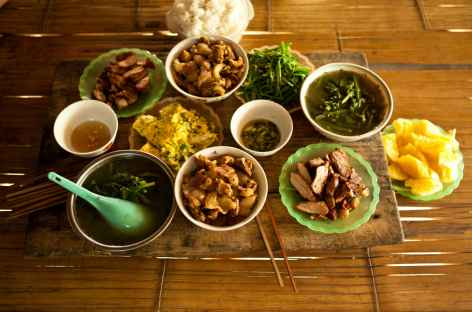 Repas chez l'habitant Vietnam -