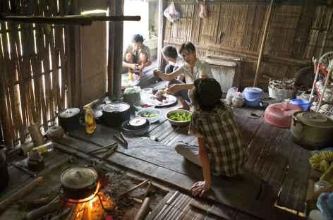 Région de Pan Hou - Vietnam -