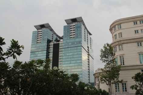 Saigon, entre ville moderne et quartier colonial - Vietnam -