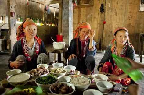 Chez les Hmongs noirs -