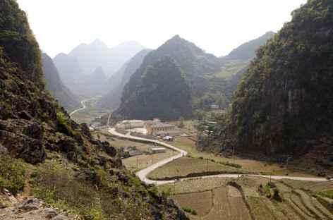 Région de Dong Van - Vietnam -