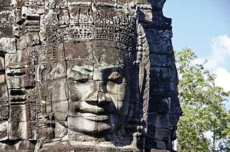 Les visages du Bayon  - Cambodge -