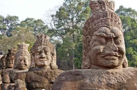 Angkor Thom - Cambodge -