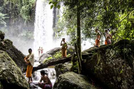 Phnom Kulen - Cambodge -