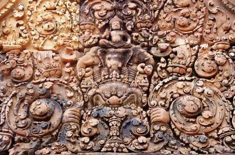 Bantey Srei - Cambodge -