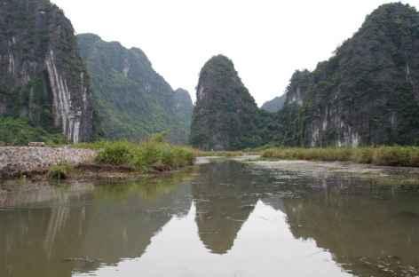 Baie d'Halong terrestre Vietnam -