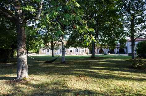 Le parc de Lacassagne -