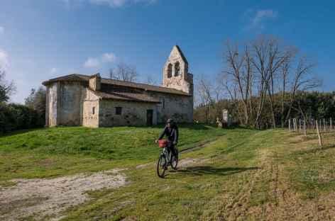Eglise de St Christophe d'Arbussan -