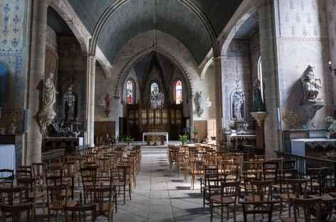 Eglise de Marsolan -