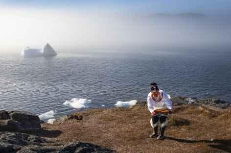 Ile de Kulusuk - Groenland -
