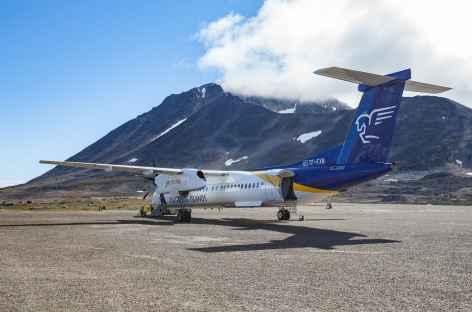 Vol retour depuis Kulusuk - Groenland -