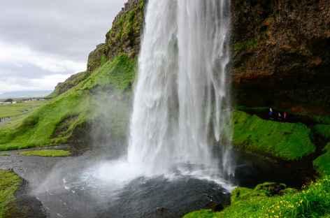 Cascade de Seljalandsfoss - Islande -