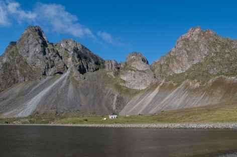 Côte Ouest avant Höfn - Islande -