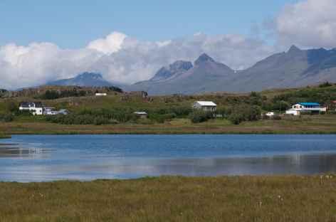 Environs de Djupivogur - Islande -