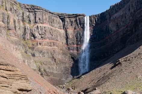 Cascade d'Hengifoss - Islande -