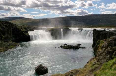 Chute de Godafoss - Islande -