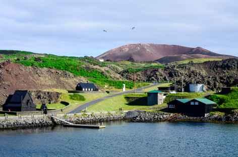 Heimaey, archipel des îles Vestmann - Islande -