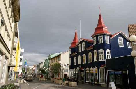Akureyri, seconde ville d'Islande -