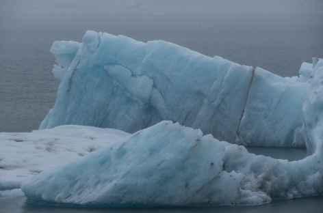 Iceberg lagune Jojulsarlon - Islande -