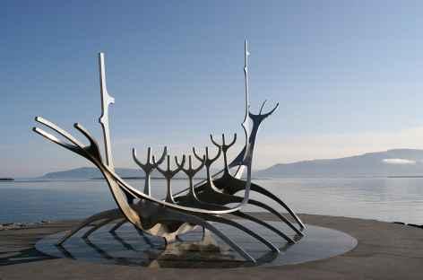 A Reykjavík - Islande -