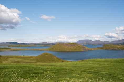 Pseudos cratères - Islande -