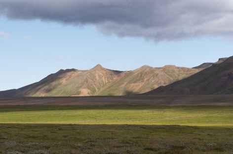 campagne islandaise -