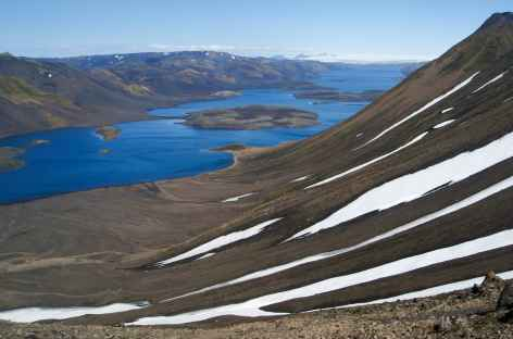 Lac Langisjór - Islande -