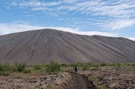 Volvan Hverfell - Islande -