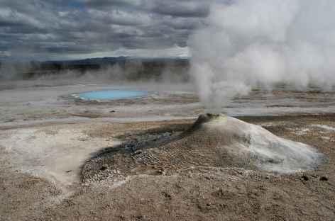 Zone géothermique de Hveravellir  - Islande -
