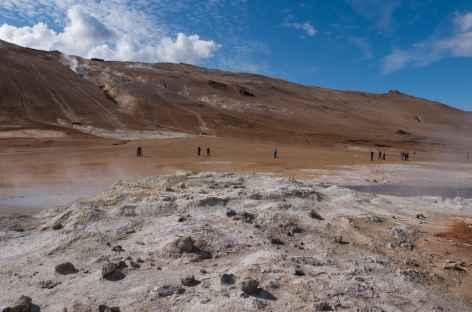 Site Hvir - Islande -