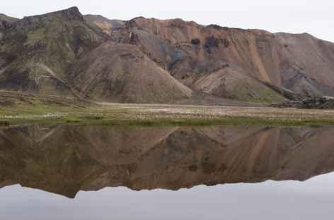 Région Landmannalaugar - Islande -
