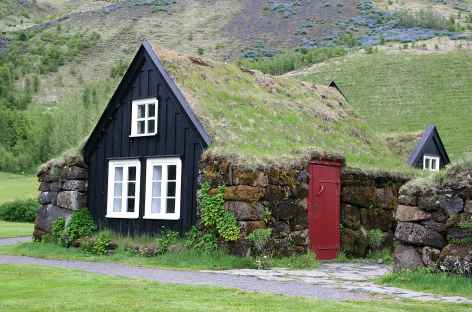 Eco musée de Skogar - Islande -