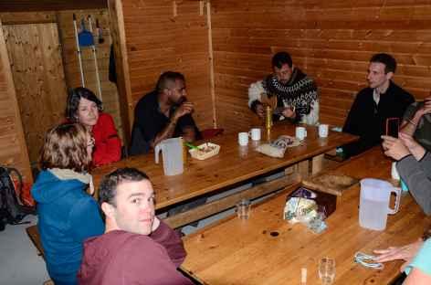 Refuge d'Áfangagil, Islande -