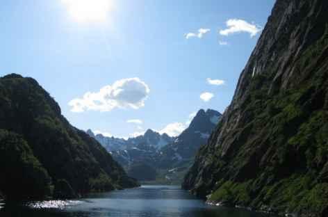 Trollfjord, Lofoten - Norvège -