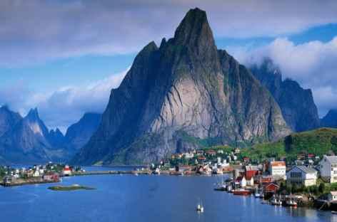 Reine, Lofoten - Norvège -