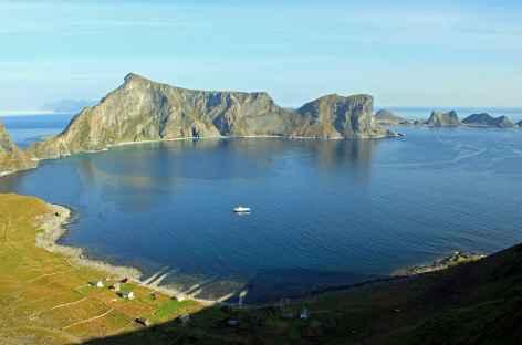 L'île de Vaerøy, Lofoten - Norvège -