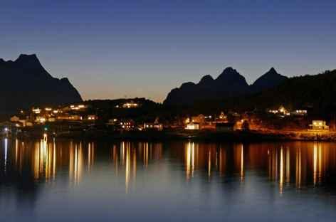 Svolvaer, Lofoten - Norvège -
